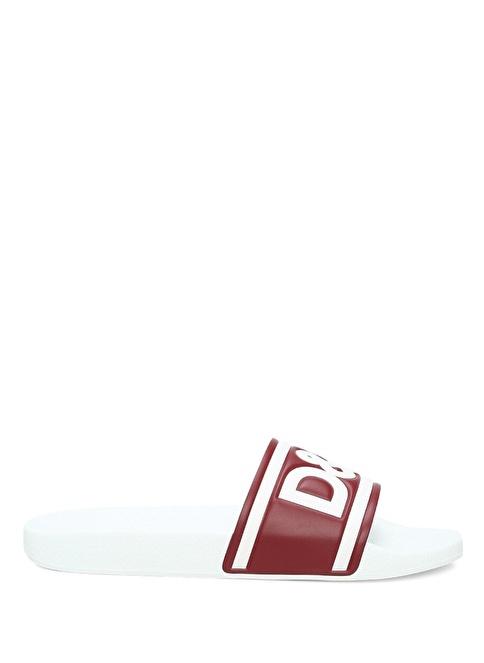 Dolce&Gabbana Terlik Beyaz
